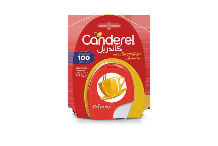 Canderel® Sukraloz Tablet