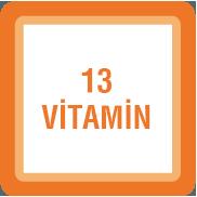 13 Vitamin